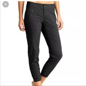 Athleta Trekkie Joggers Black Size 0